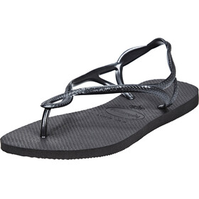 havaianas Luna Sandals Women black